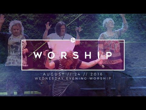 08.24.16 Wednesday Evening Worship