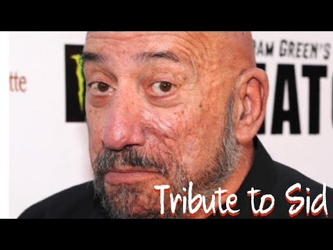 None - A Great Tribute For Horror Icon Sid Haig.  RIP Captain.