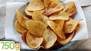 Recette chips maison faciles - 750g