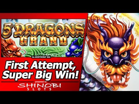 Great Moai Slot First Look Fun New Konami Game Live