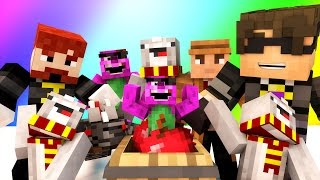 Minecraft Mini-Game : DO NOT LAUGH! (ROSS LAWN GNOMES, ITS JUST A PRANK BRO!) w/ Facecam