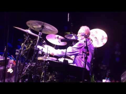 Ginger Baker Rare Playing Live 02 Jack Bruce Clapton 10/ 2016