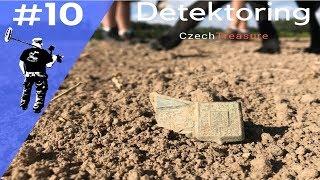 Detektoring 10 | POLÍČKO S PŘEKVAPENÍM!! | METAL DETECTING ON THE FIELD! (ENGLISH SUBTITLES)