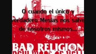 Bad religion - Sorrow (acoustic) español