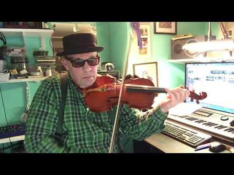 Jazz Violin Solo: John Lewis/