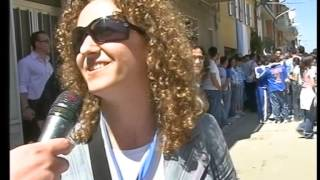 Repeat youtube video Festival of San Giorgio Chieuti, Italy Part 2