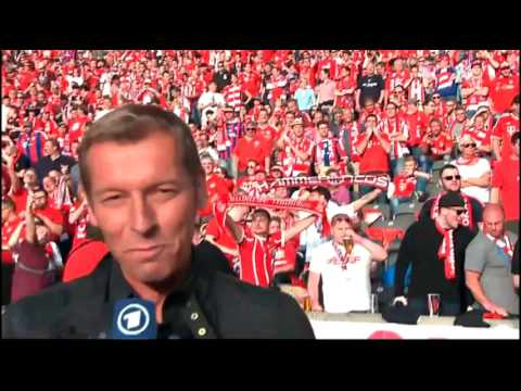 Bayern München v Borussia Dortmund pre-match show: DFB Pokal Finale 2016