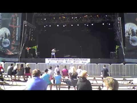 David Kontra - Guitar solo (live)