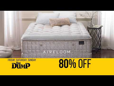 friday the dump will blow up our mattress store - The Dump Furniture Store