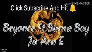 Burna Boys Ja Ara   Byggkonsult
