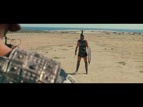 "Achilles v. Hektor [FULL FIGHT - from the movie ""Troy""] - 1080p HD"