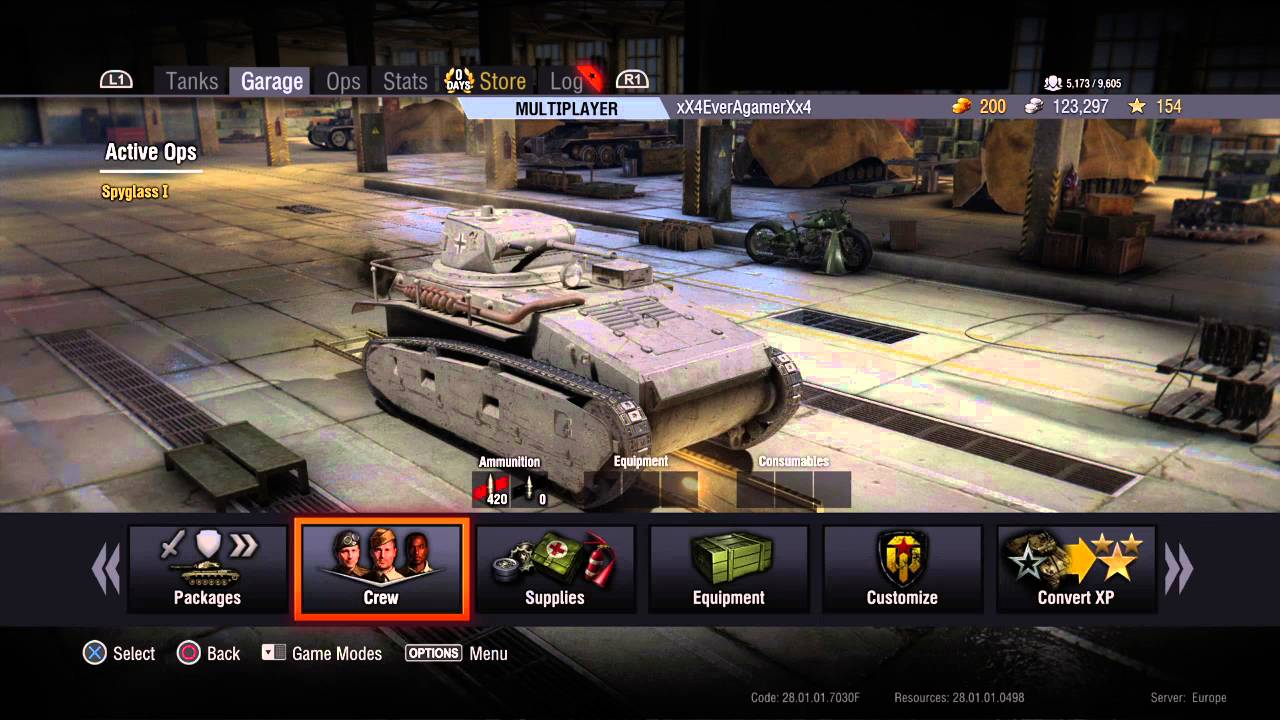 How to restore World of Tanks