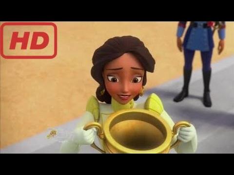 Elena Of Avalor S01E15 The Princess Knight | Lois