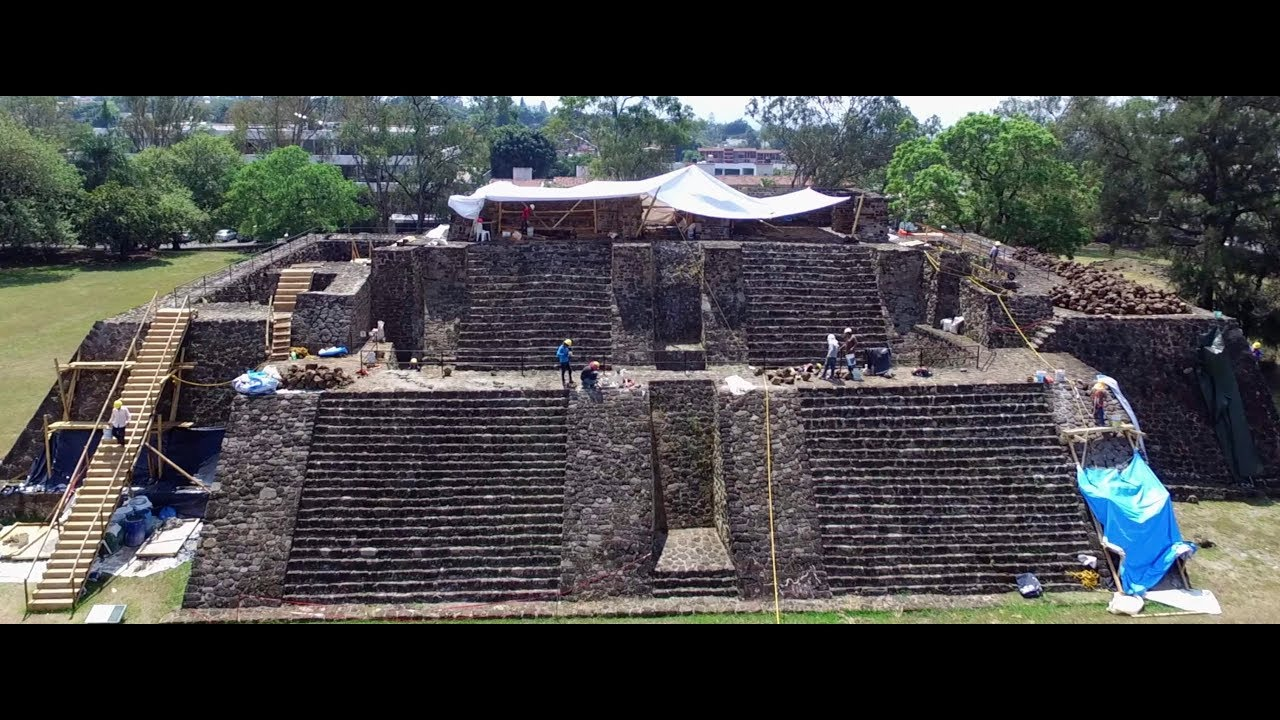 Hallazgo en Teopanzolco, Morelos