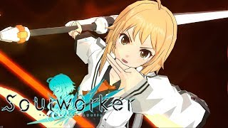"Slashing To Victory - ""Soul Worker"" (Haru Estia)"