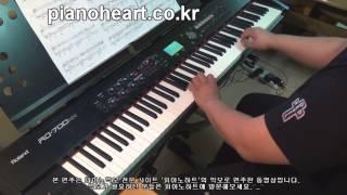 이용 - 잊혀진 계절(Forgotten Season) 피아노 연주,RD-700NX