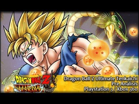 Dragon Ball Z Ultimate Tenkaichi [Análisis]