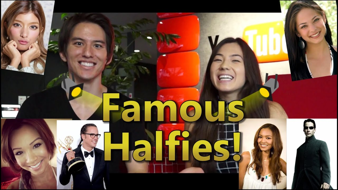 10+ Famous Half Japanese (mixed Asian) People! | HAPA HOUR ...