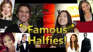 10+ Famous Half Japanese (mixed Asian) People! | HAPA HOUR