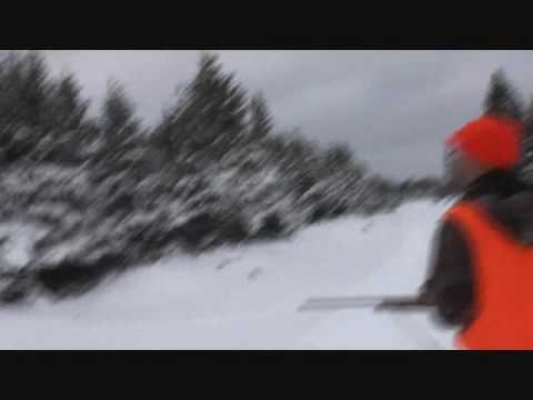Anticosti Hunting Trip 2009 Part 1