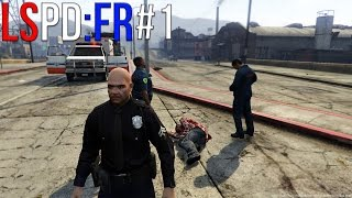 LSPDFR - Patrol Day 1 - SO MUCH BLOOD