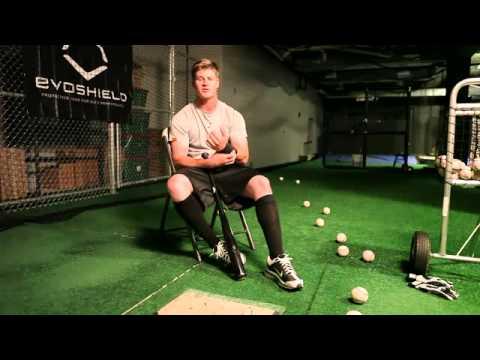 Evoshield Gordon Beckham   YouTube