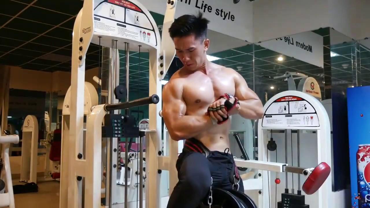 Bạn Có Biết – DIPS là bài tập NGỰC cắt nét và kéo rộng rất hiệu quả – HLV Ryan Long Fitness