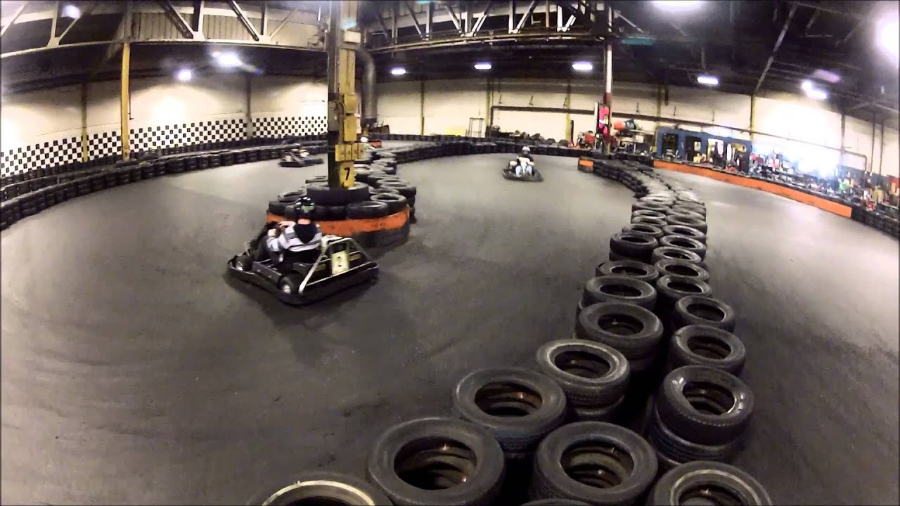 Action 500 go karting youtube for Go kart montreal exterieur