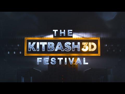 Join the KitBash3D digital art festival during the Bob Ross