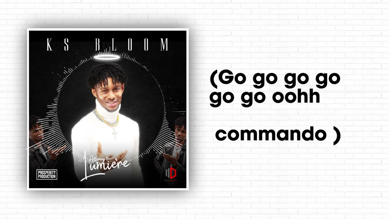 Download KS Bloom - COMMANDO (Lyrics)