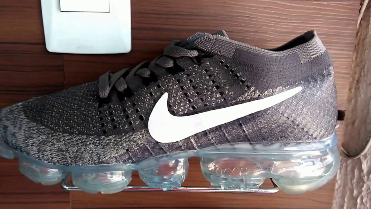 competitive price 429d5 baae3 Tenis Nike Air Vapormax Flyknit Lancamento 2017