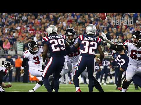 Patriots defense steps up, deals crushing blow to Falcons in win
