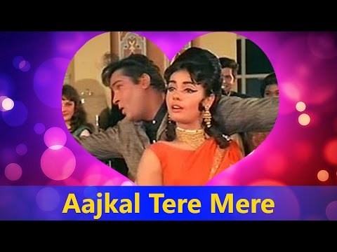 Aajkal Tere Mere Pyar Ke Charche - Suman Kalyanpur, Mohd. Rafi | Brahmachari - Valentine's Day Song