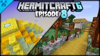 END DISASTER & My MAIN BASE PLANS!   Hermitcraft 6 (Minecraft Survival Let