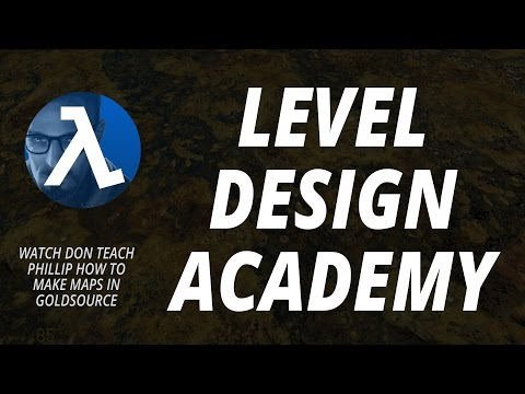 LEVEL DESIGN ACADEMY► MARCH 2017 REFRESHER Part 1