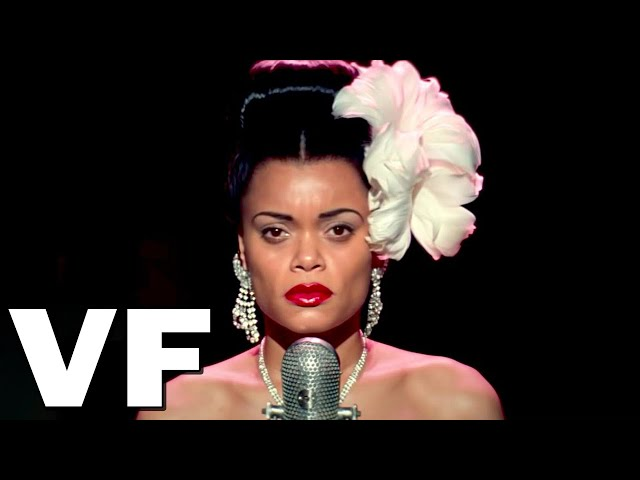 BILLIE HOLIDAY Bande Annonce VF (2021) Biopic, Drame