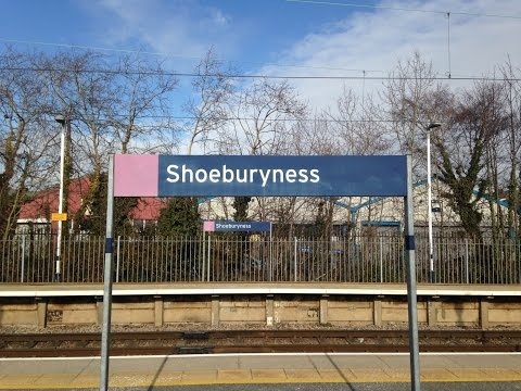 Full Journey on c2c (Class 357) from Shoeburyness to Fenchurch Street (via Basildon) [semi-fast]