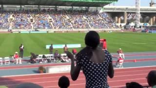 Тройной прыжок мужчины 17,98 м Teddy Tamgho  2010 Adidas Grand Prix NYC