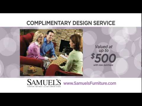 Samuelu0027s Furniture: Love Your Home