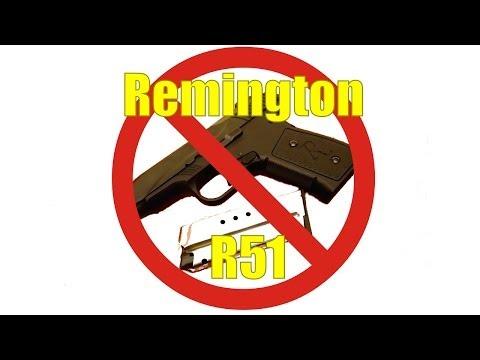 Remington R51 The Gun You Thought You Wanted