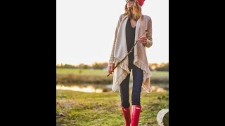 How to Style Hunter Boots LOOKBOOK