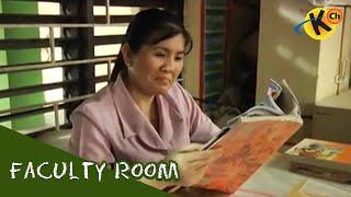 Faculty Room | Teachers | Teacher's Program