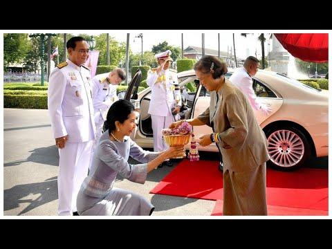 🔵 นายกรัฐมนตรี เฝ้าฯ รับเสด็จ สมเด็จพระกนิษฐาธิราชเจ้า กรมสมเด็จพระเทพรัตนราชสุดาฯ สยามบรมราชกุมารี