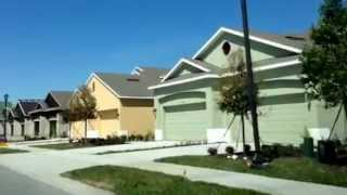 Villas at Tucker Oaks Community - Winter Garden New Townhomes/Villas - D R Horton