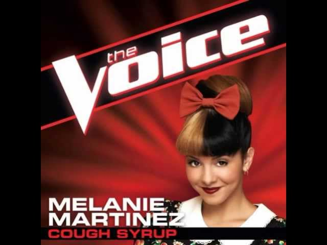 Melanie Martinez Cough Syrup The Voice Studio Version Chords