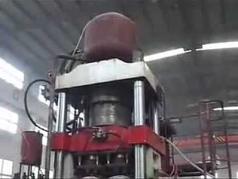 Alumina ball making machine/ automatic isostatic press for making grinding alumina porcelain ball