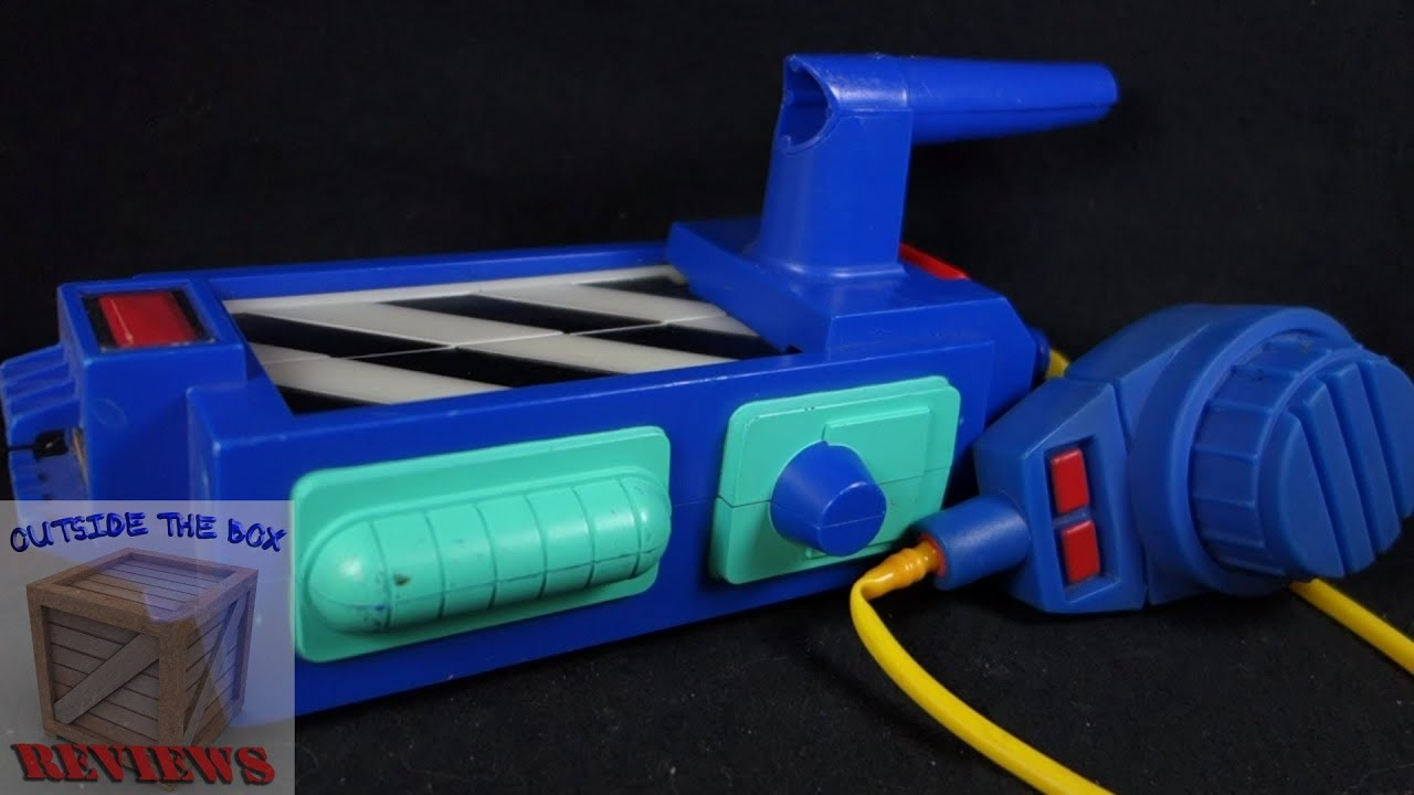 Quot Ghost Trap Quot Kenner The Real Ghostbusters Youtube