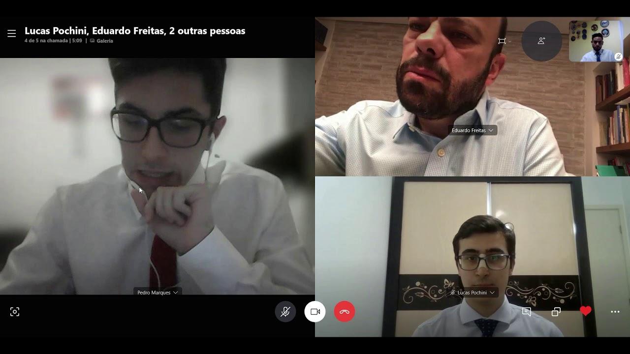 Entrevista com Eduardo Freitas - Mananging Director Citibank e ex-professor do Ibmec.