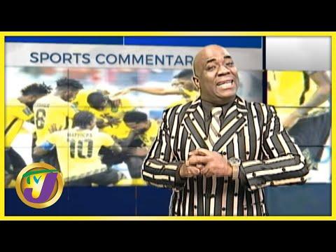 Reggae Boyz vs Mexico | TVJ Sport Commentary - Sept 1 2021
