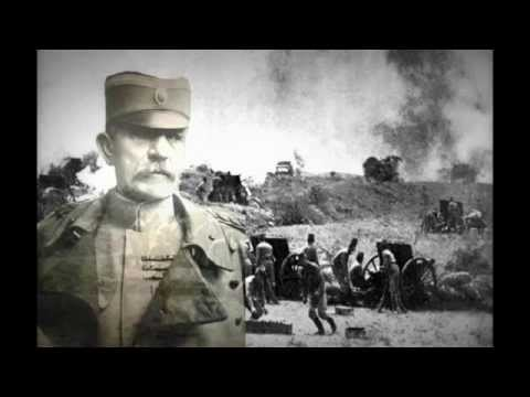 Sabaton - Price of a mile (Brave Serbia 1914-1918)